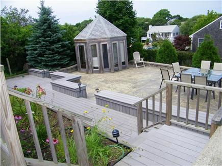 Provincetown Cape Cod vacation rental - Backyard