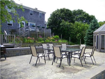 Provincetown Cape Cod vacation rental - Backyard