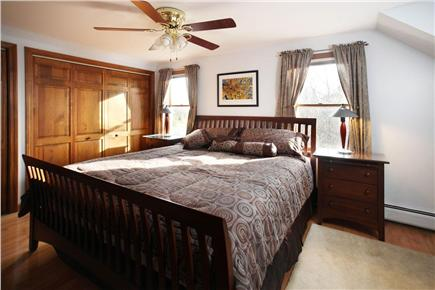 Provincetown Cape Cod vacation rental - Master Bedroom King