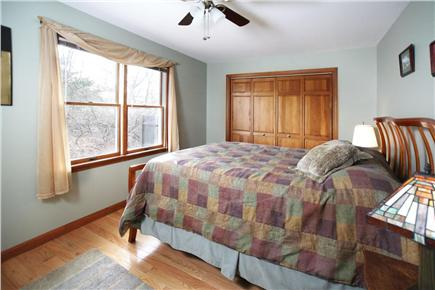 Provincetown Cape Cod vacation rental - Downstairs Queen Bedroom