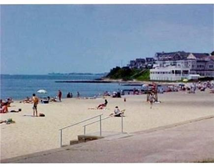 Falmouth Heights Cape Cod vacation rental - Beach is only steps (1/10 mile) away!