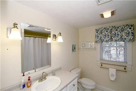 Chatham Cape Cod vacation rental - Guest Bathroom (2nd Floor)