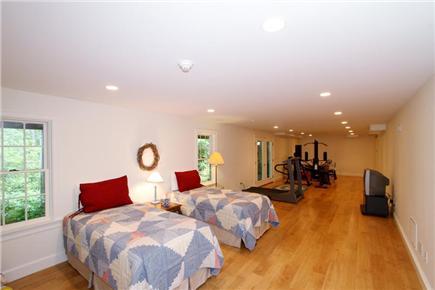 Brewster Cape Cod vacation rental - Lower Level w/ Additional Sleeping Arrangements