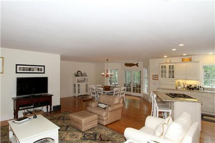 Brewster Cape Cod vacation rental - Open Floor Concept