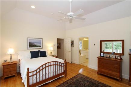 Brewster Cape Cod vacation rental - 1st Floor Master Bedroom