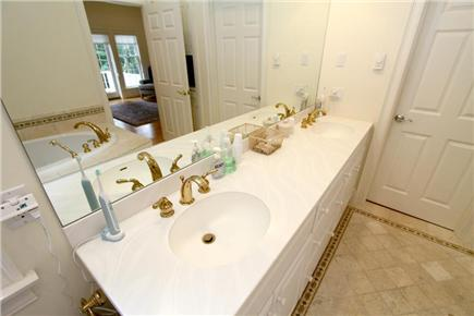 Brewster Cape Cod vacation rental - Masterbath with jetted tub