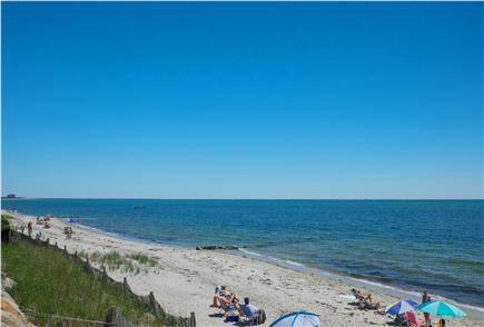 Harwich Port Cape Cod vacation rental - Just 2/10 mile from beautiful private Hiawatha Rd Beach