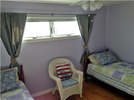 Truro Cape Cod vacation rental - Second bedroom with view of cape cod bay