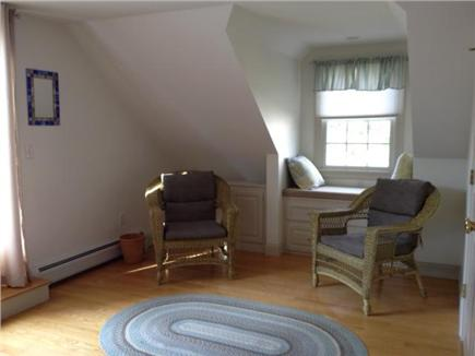 Chatham Cape Cod vacation rental - 2nd floor bedroom with queen sitting area