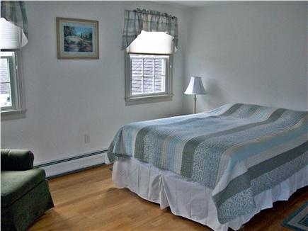 Chatham Cape Cod vacation rental - 2nd floor bedroom with queen & twins (showing queen)