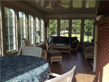 Chatham Cape Cod vacation rental - Sunroom
