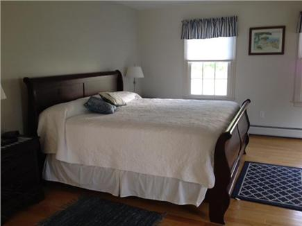 Chatham Cape Cod vacation rental - 1st floor master with king