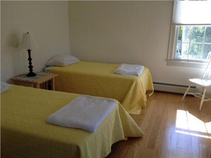 Chatham Cape Cod vacation rental - 1st floor bedroom with 2 twins
