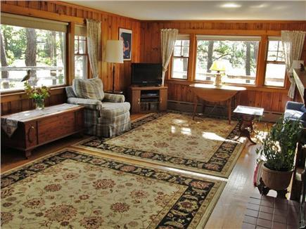 S. Wellfleet Cape Cod vacation rental - Spacious Living Room