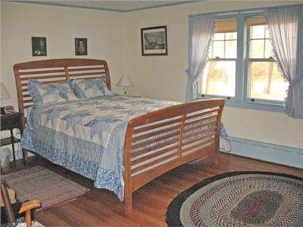 S. Wellfleet Cape Cod vacation rental - Master bedroom with queen bed