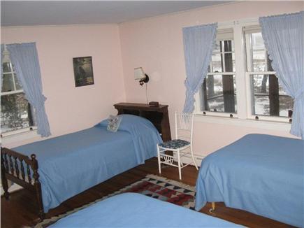 S. Wellfleet Cape Cod vacation rental - This bedroom sleeps three