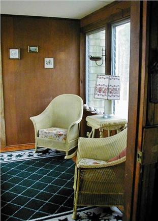 S. Wellfleet Cape Cod vacation rental - Florida Room off the master bedroom