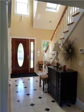 Dennis Cape Cod vacation rental - Foyer entrance