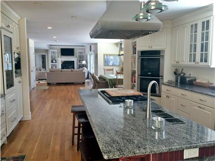 Dennis Cape Cod vacation rental - Chef Kitchen