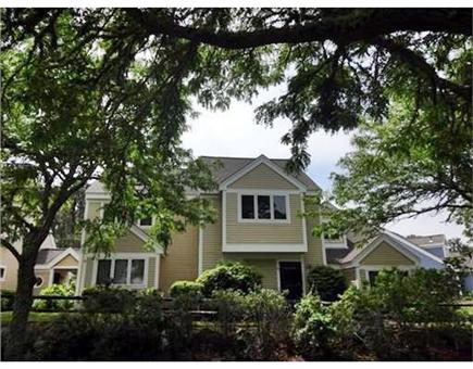Ocean Edge, Brewster Cape Cod vacation rental - Front of house from Howland Circle