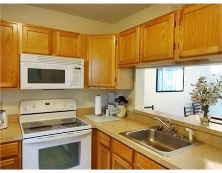 Ocean Edge, Brewster Cape Cod vacation rental - Kitchen with pass through to Dining