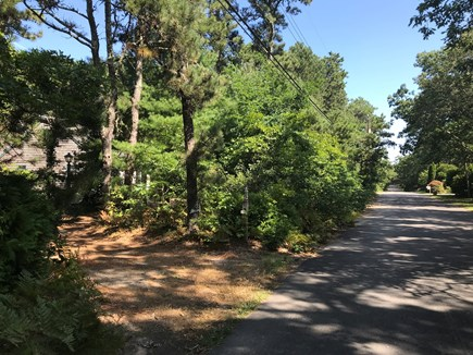 """North Eastham Cape Cod vacation rental - Home is on a private side road """"Not a Thru-Way"""" with no traffic"""