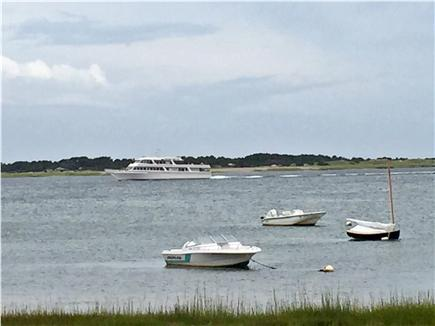 Barnstable Cape Cod vacation rental - Whale watcher trips are a ten minute walk away