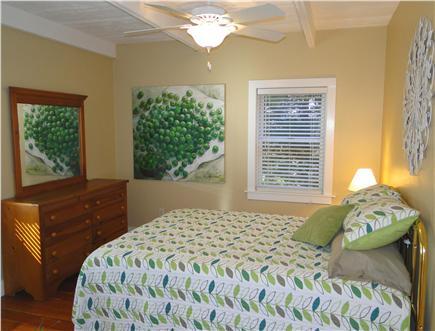 West Harwich Cape Cod vacation rental - Queen bedroom on first floor