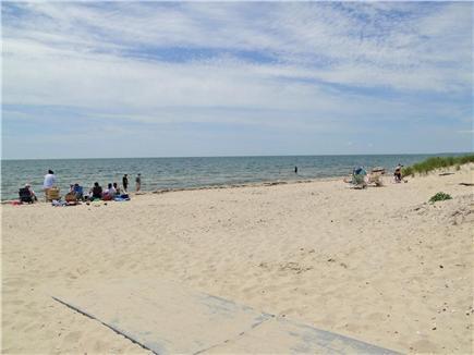 West Harwich Cape Cod vacation rental - Enjoy lovely Belmont Beach – 4 minute walk!