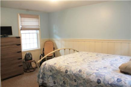 Dennis Cape Cod vacation rental - Bedroom 2 (with cable tv) and Queen Size Bed