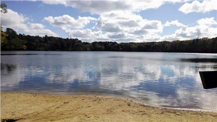 Dennis Cape Cod vacation rental - Flax Pond - 3 minute walk with deeded rights