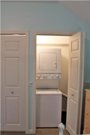 Dennis Cape Cod vacation rental - Bedroom 1 - Washer & Dryer