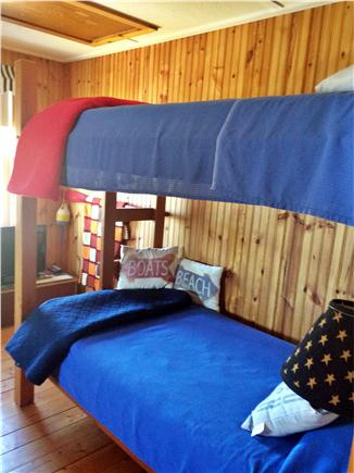 West Dennis Cape Cod vacation rental - Bunk Beds 2nd floor