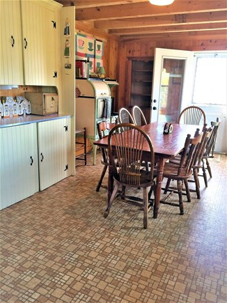 West Dennis Cape Cod vacation rental - Spacious country kitchen