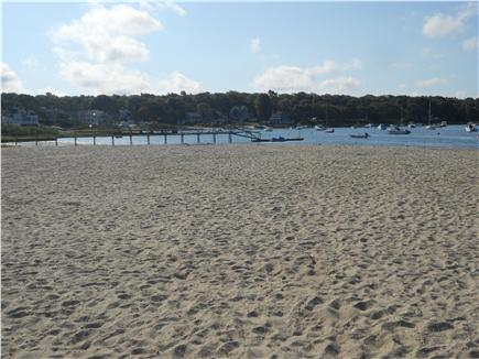 Pocasset Pocasset vacation rental - Hen's Cove Beach, just a four minute walk away