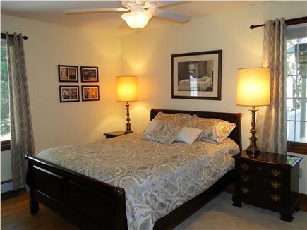 Pocasset Pocasset vacation rental - First floor queen Master with en suite