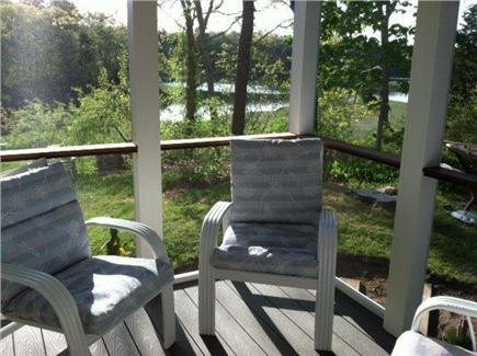 Bourne Cape Cod vacation rental - Screen Porch