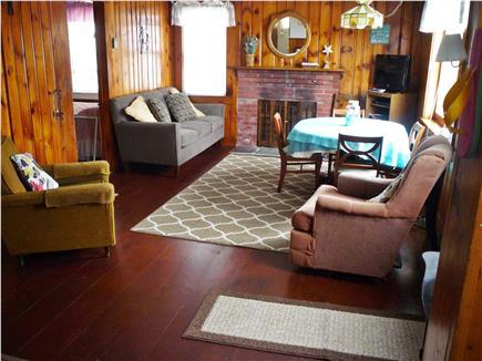 Sagamore Beach Sagamore Beach vacation rental - Living room with ocean view