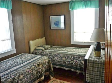 Sagamore Beach Sagamore Beach vacation rental - Bedroom has 2 twin beds with ocean view