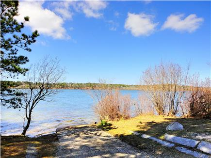 Brewster Cape Cod vacation rental - 1/2 mile to Upper Mill Pond access