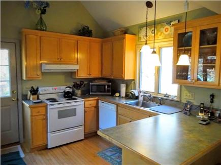 Brewster Cape Cod vacation rental - Bright, nicely equipped kitchen