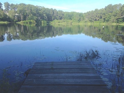 Eastham Cape Cod vacation rental - Molls Pond