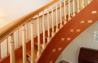 Eastham Cape Cod vacation rental - Staircase