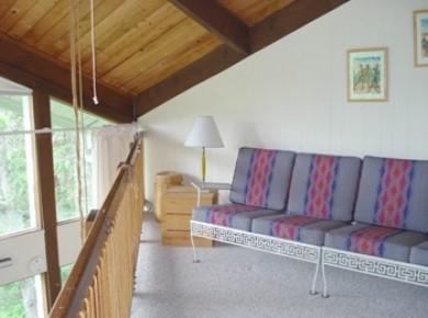 Wellfleet Cape Cod vacation rental - Sitting Area