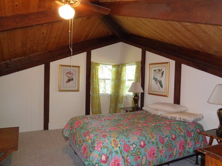 Wellfleet Cape Cod vacation rental - Large Bedroom With Reading Nook