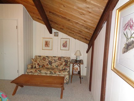 Wellfleet Cape Cod vacation rental - Reading nook