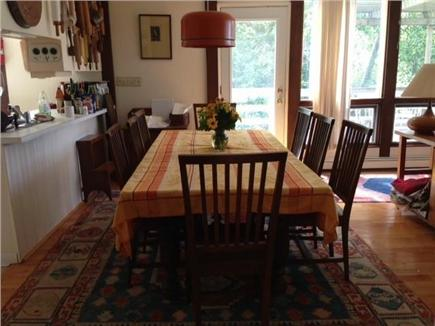 Wellfleet Cape Cod vacation rental - Kitchen/Dining