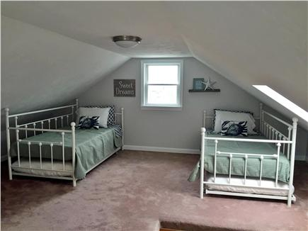 Dennisport Cape Cod vacation rental - Loft with two daybeds with trundles