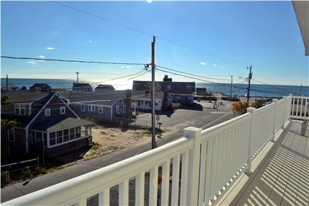 Dennisport Cape Cod vacation rental - Views from front deck