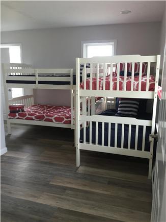 Dennisport Cape Cod vacation rental - Bunk room